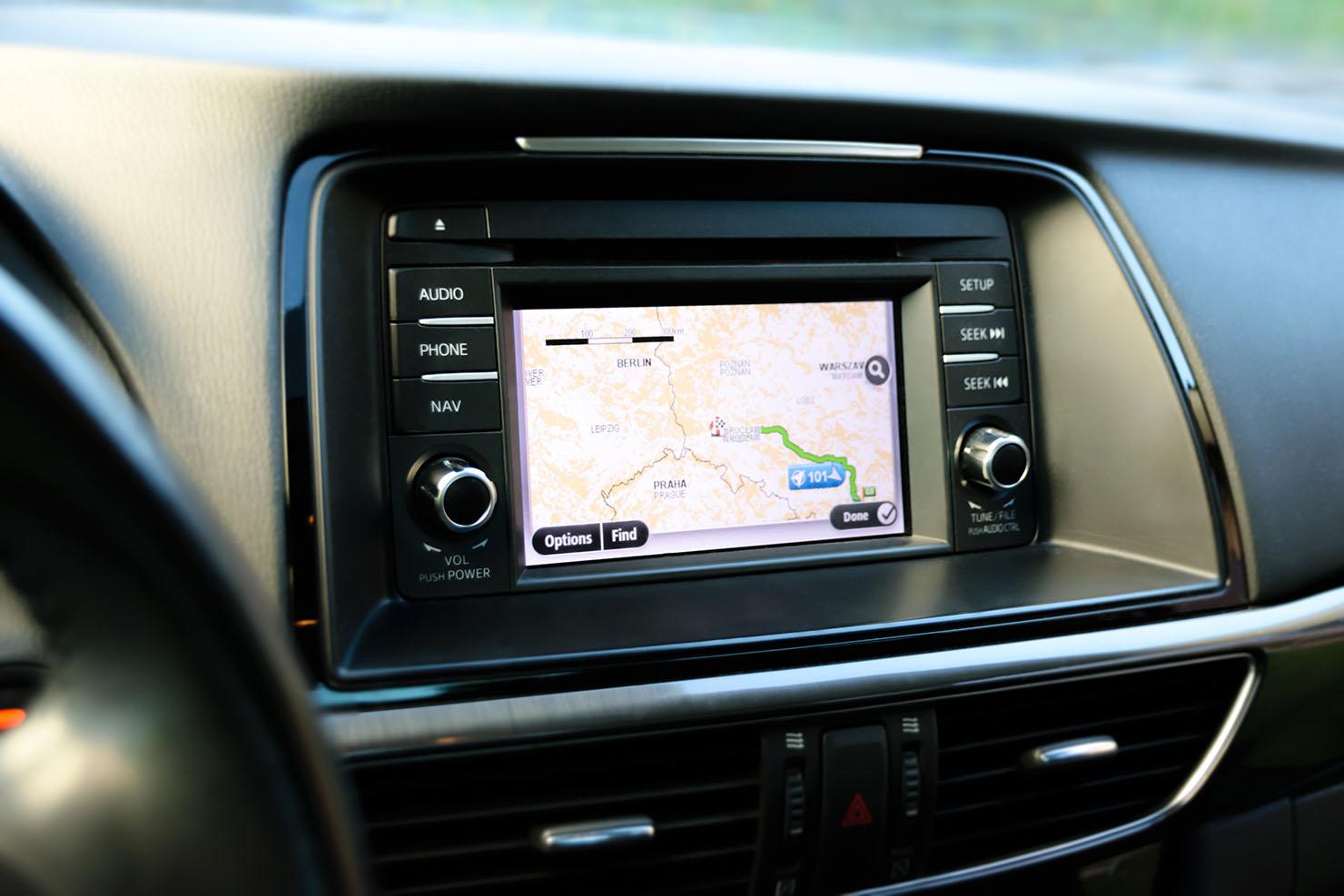 GPS - Image libre de droit